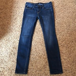 [Hollister] Low Rise Skinny Jeans